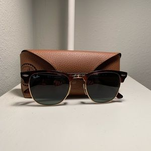 Ray-Ban | Clubmaster Classic G-15 + Tortoise